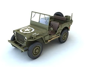 Willys MB 3D