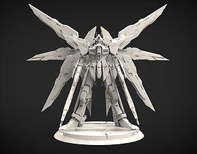 Strike Freedom Metal Build 3D print model