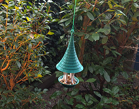 Bird Feeder micro 3D printable model