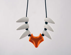 3D print model Anansi Totem - Vixen Necklace - Anansi 3