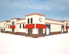 3D model Market Building