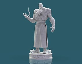 3D print model NEMESIS Resident Evil 3 Remake Version