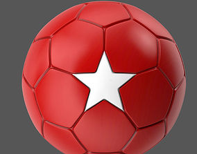 betstars soccer ball 3D