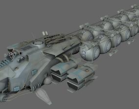 3D asset Fuel Transport MS