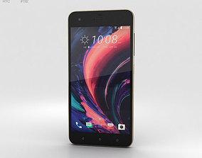 HTC Desire 10 Pro Stone Black 3D