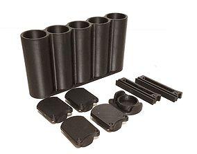 3D print model 120 mm Film Rolls Container