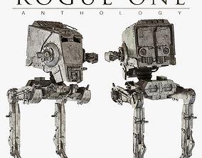 Star Wars AT-ST walker 3D model