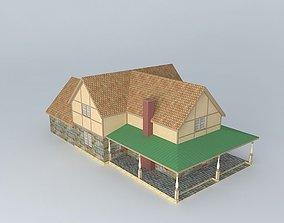 3D model Another farmhouse