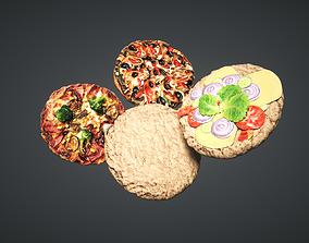 Pizza Pack 3D model