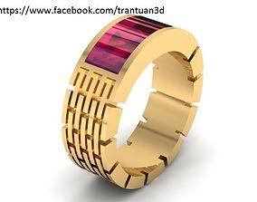 3D print model 58 Gold Ring