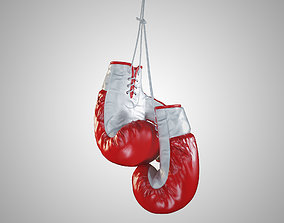 Boxing gloves 3D