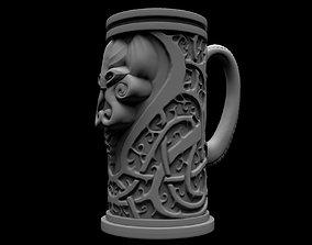 3D norden mug