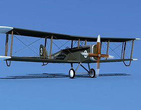 Airco DH-4 Browns Air Service 3D