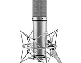 microphone 3D Microphone 1