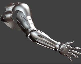 3D printable model Edward Elric automail arm Fullmetal 1