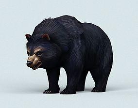 3D model Wild Bear