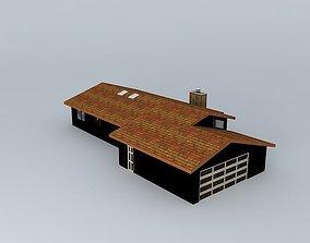 Modern House 3D vacation