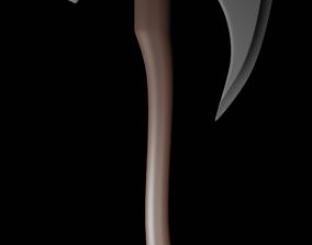 Axe-Hammer 3D model