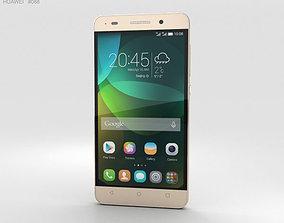 3D Huawei Honor 4C Gold