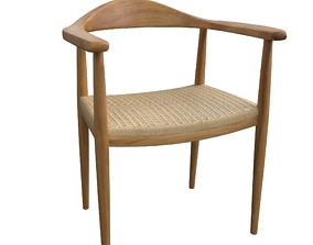 Chair03 3D asset