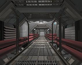 Sci-Fi Level Builder 2 3D model