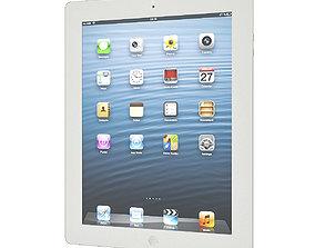 3D model iPad 4