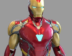 3D printable model Iron Man Mark 85 Wearable Full Armor 3