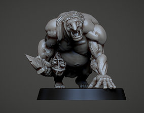 Borgonot the wildest 3D printable model