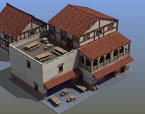3D Old Tavern