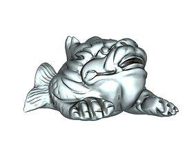 Fish ornaments 3D print model