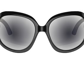 Bug-Eye Glasses 3D
