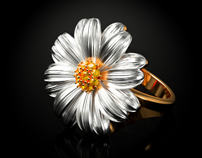 Ring BELLIS 3D printable model