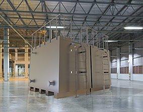 Water tanks 10m3 3D