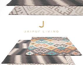 Jaipur Living Rug Set 7 3D model