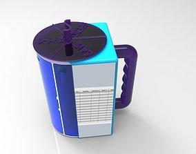 Money Storage Bank For Kids 3D print model