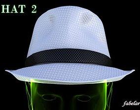 3D Hat 2