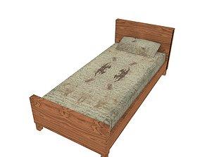 Bedcloth 29 3D model