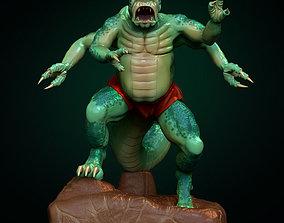 Green Creature 3D printable model
