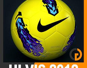 3D 2011 2012 Nike T90 Seitiro Winter Hi Vis Match Ball