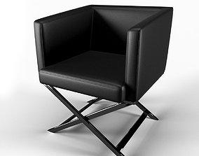 Armchair No 9 3D model