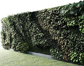 Vertical Garden 6 3D asset
