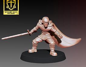 3D print model The Fallen Knight knight