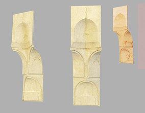 ISLAMIC MOUQRNSES 3D model