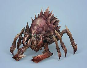 3D model Fantasy Monster Spider