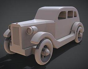 1935 Sedan Toy Car 3D printable model