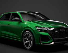 3D model Audi RS Q8 2020