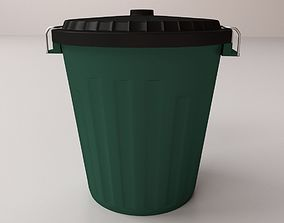 3D Garbage Can v2