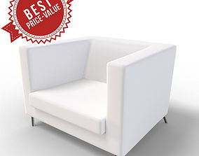 Low Chair Sofa 3D