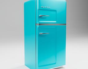 3D big chill retro fridge cycles