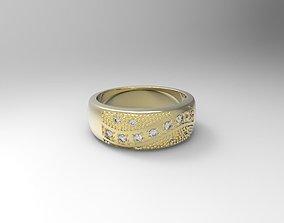 Cheap ring 3D print model
